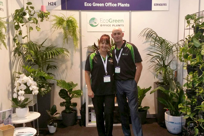 Eco Green at the Facilities Management Trade Show