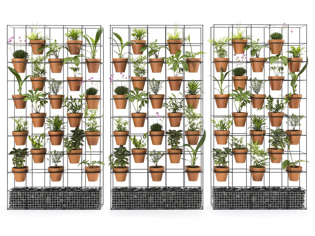 plant walls and live wall art