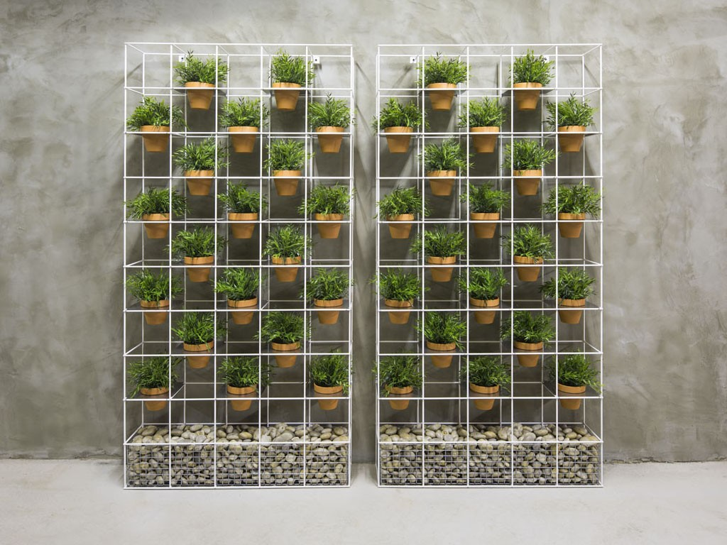 eco green office plants wall planters 1024x768